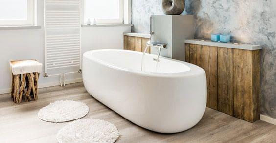 Sanierung und Renovierung von Badezimmern