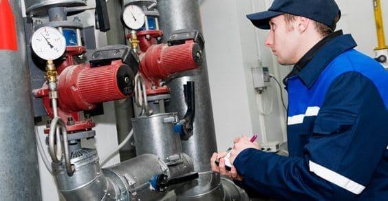Installation und Wartung von Heizungen und Wärmepumpen